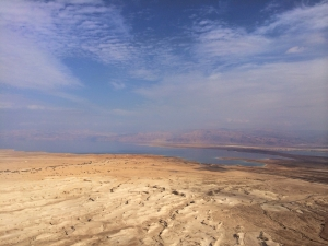 Living it Up In the Dead Sea